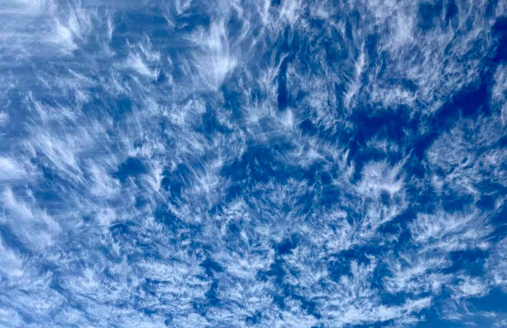 Scattered Clouds Image